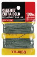 Tajima PL-ITOL Chalk-Rite Extra Bold Braided Replacement Snap-Line