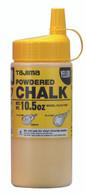 Tajima PLC2-Y300 Micro Chalk Ultra-Fine Snap-Line Chalk Yellow 10.5 Oz