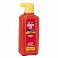 Tajima PSS2-180 Ink-Rite Quick Dry Snap-Line Ink Red