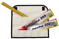 Tajima JPT-SET Japan Pull 4 Piece Pull-Stroke Saw Set