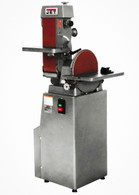 Jet 414553 Industrial Belt And Disc Finishing Sanding Machine
