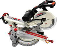 Jet 707120 JMS-12SCMS Dual Bevel Sliding Compound Miter Saw B3NCH 12 Inch