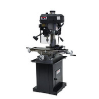 Jet 350018 JMD-18 Milling Drill w/ R-8 Taper, Mach 2HP, 1Ph, 230V