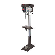 Jet 354400 J-2500 15 in. Floor Model Drill Press 3/4HP, 115V