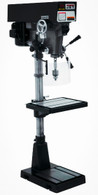 Jet 354550 J-A5816 15 in. Variable Speed Floor Mount Drill Press 1 HP, 1Ph, 115/230V