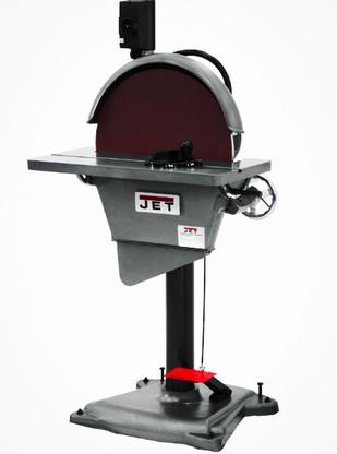 Jet 577010 J 4421 2 20 Inch 3 Ph 220v Disc Sander