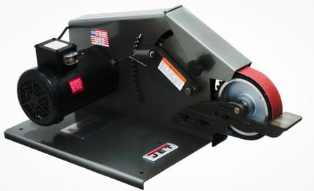 Jet 577000 J 4103 2 X 72 Square Wheel Belt Grinder