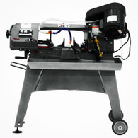 Jet 414453 Horizonal Bandsaw Wet J-3230 5 X 8, 1/2 HP, 1Ph