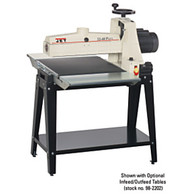 Jet 649004K Drum Sander 22-44 PLUS with Open Stand