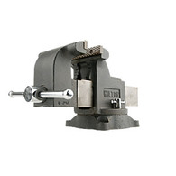 Wilton 63301 Shop Vise with Swivel Base 5-Inch