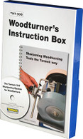 Tormek TNT-300 Woodturner's Instruction Box TNT-200