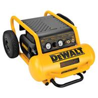 DeWalt D55146 1.8 HP Continuous 200 PSI 4.5 Gallon Compressor