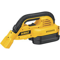 DeWalt 18V Cordless 1/2 Gallon Wet/Dry Portable Vac