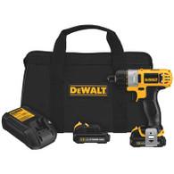 DeWalt DCF610S2 12V MAX Li-ion Screwdriver Kit
