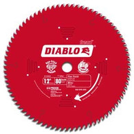 Diablo Fine Finish 80-Tooth ATB Circular Saw Blade
