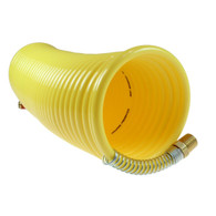 Coilhose Pneumatics N14-17A 1/4 Inch x 17 Foot Nylon Self-Storing Air Hose