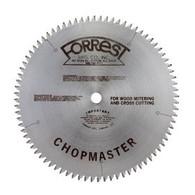 Forrest ChopMaster Saw Blade 10 inch 90T