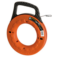 Klein 56002 65 Foot Depthfinder 1/8 Inch Wide Steel Fish Tape