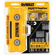 DeWalt DWMTC15 Magnetic Tough Case-15 Piece
