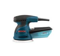 Bosch ROS20VSK 120V Variable Speed Palm Grip Random Orbit Sander Kit
