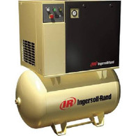 Ingersoll Rand UP6-10-150 Rotary Screw Air Compressor 80 Gallon 10HP 150PSI