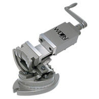 """Wilton 11804 3-Axis Precision Tilting Vise 6"""" Jaw Width"""