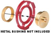 Milescraft 1216 Metal Nose Bushing Set