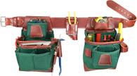 Occidental Leather 8585 Heritage FatLip Tool Bag Set