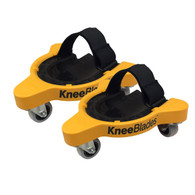 Milescraft 1603 KneeBlades Durable Rolling Knee Pads Kneel And Glide