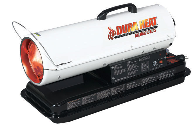 Duraheat Dfa50 50 000 Btu Forced Air Kerosene Heater