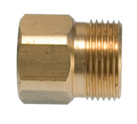 Forney Industries 75116 M22M X 3/8 in F Nipple