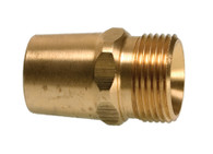 Forney Industries 75118 M22M X 1/4 in F Nipple (Italian)