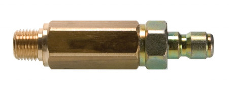 """Forney Industries 75176 Pressure Washer 1/4"""" Turbo Nozzle Filter 1/4"""" Quick Coupler"""
