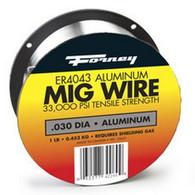 """Forney  30068-42293 .030"""" Alumimum Mig Wire"""