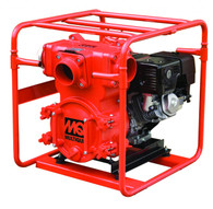 Multiquip QP4TH Trash Pump 10.7HP Honda