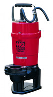 Multiquip ST2040T 79 GPM Submersible Trash Pump with Single Phase Motor