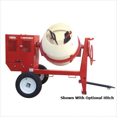 Multiquip Mc94ph8 9 Cubic Foot Honda Gx 240 Poly Drum