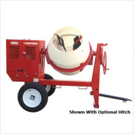 Multiquip MC94PH8 9 Cubic Foot Honda GX - 240 Poly Drum Concrete Mixer