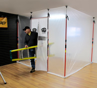 FastCap 3rd Hand 3-H Mag Dust Door System