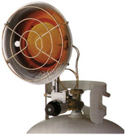 DuraHeat TT-15S Single Burner Propane Tank Top Heater