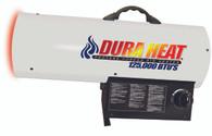 DuraHeat GFA125A 70-125K BTU Forced Air Propane LP Heater
