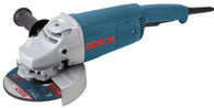 "Bosch 1772-6  7"" Large Angle Grinder with Rat Tail Handle"
