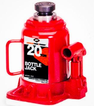 Image 1 AFF 3530 30 Ton Bottle Jack