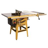 "Powermatic 1791230K 10 inch Tablesaw 50"" Accu-Fence System with Riving Knife"