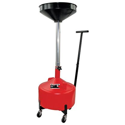 AFF 8870 8 Gallon Polyethylene Waste Oil Drain