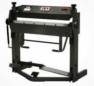 Jet 752125 PBF-1240 12 gauge x 40 In Floor Box and Pan Brake with Foot Clamp