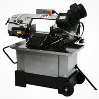 Jet 413452 HVBS-710SG 7 In x 10-1/2 In Geared Head Mitering Bandsaw