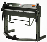 Jet 756020 SR-2024M 20 Gauge 24 In Capacity Slip Roll Bench Model