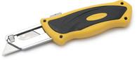 Titan 11024 Yellow Sliding Pocket Utility Knife