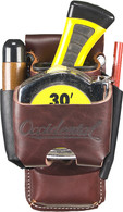 Occidental Leather 5523 Clip-On 4 in 1 Tool Tape Holder